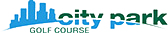 Horizontal Logo of City Park Golf Course in Denver