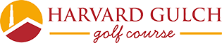 Horizontal Logo of Harvard Gulch Golf Course in Denver