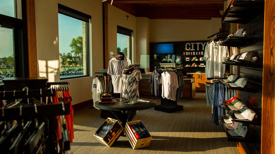 City Park Golf Course Pro Shop